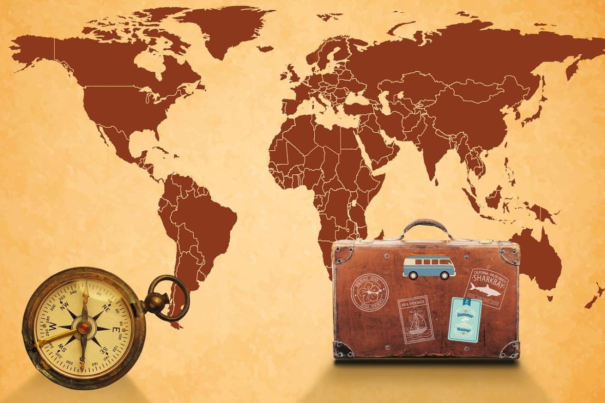 Koffer packen Check Liste