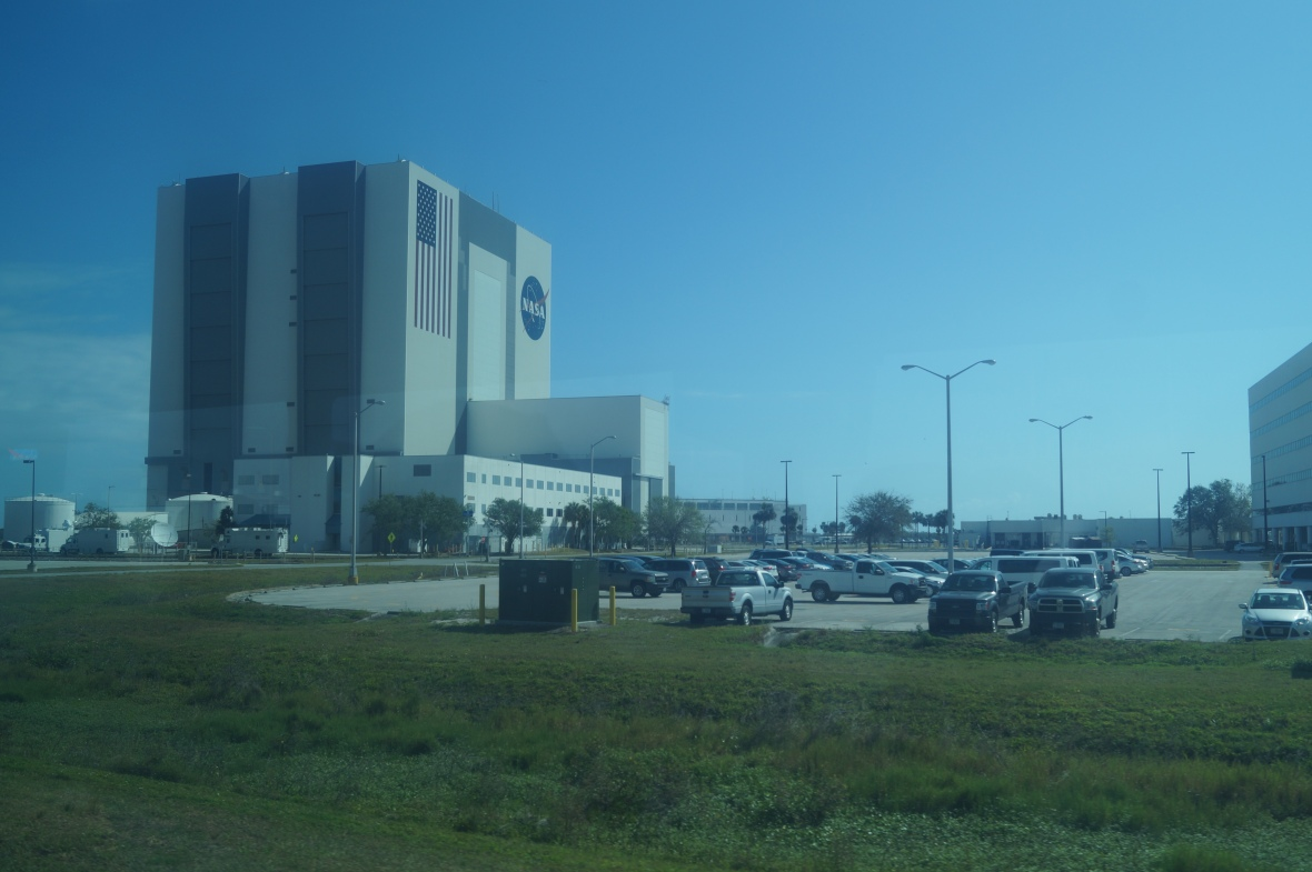 Launch Complex 39 - Vehicle Assembly Building