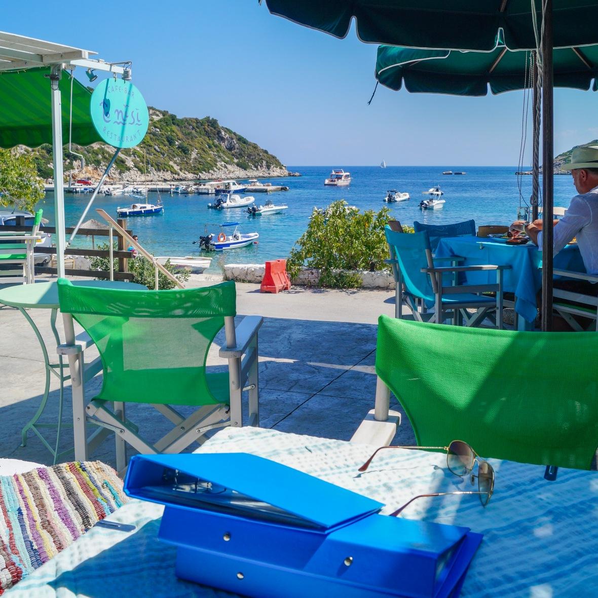 Agios Nikolaos - Zakynthos - To Nisi Restaurant